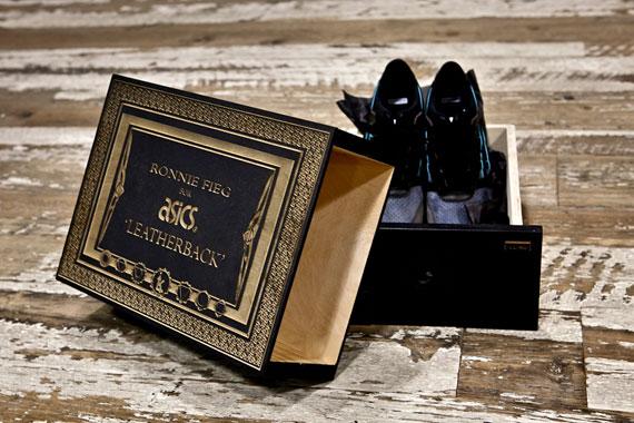 Ronnie Fieg x Asics Gel Lyte III Leatherbacks Release Date