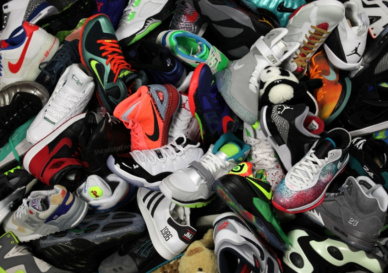 finest selection e04e5 9b0d1 Sneaker News Top 30 Sneakers of 2011