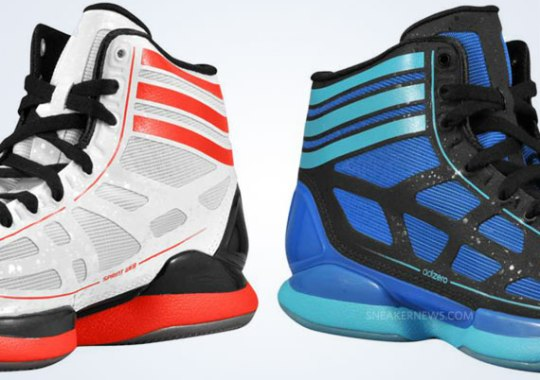 adidas Crazy Light – December 2011 Releases Available