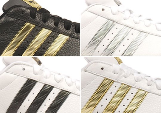 adidas Originals Superstar II 'Bling'