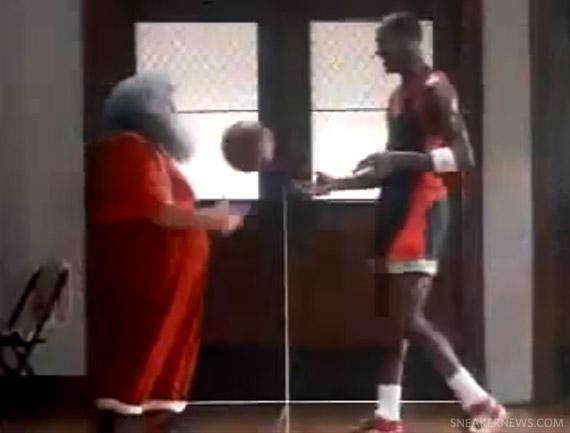 Air Jordan 1 'Michael vs. Santa
