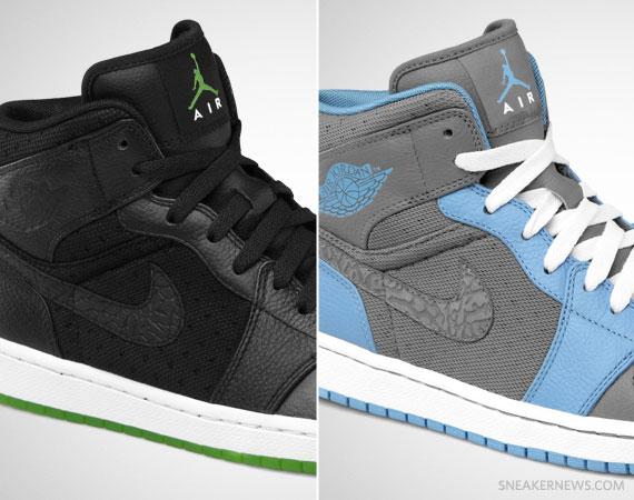 d699973f82c294 Air Jordan 1 Phat - February 2012 Releases - SneakerNews.com