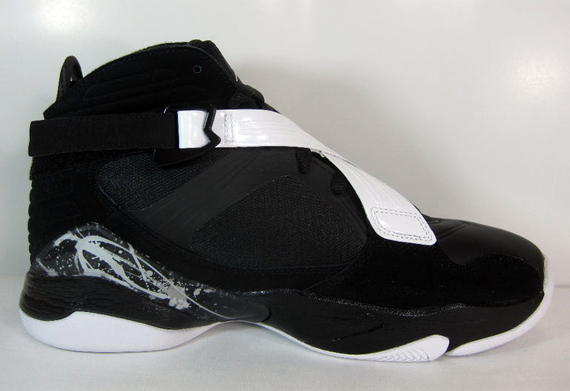41f78d9a344 Air Jordan 8.0. Black/Dark Charcoal-White 467807-001 $150. Advertisement
