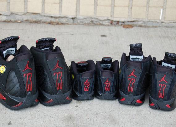 Air Jordan XIV 'Last Shot' - Black