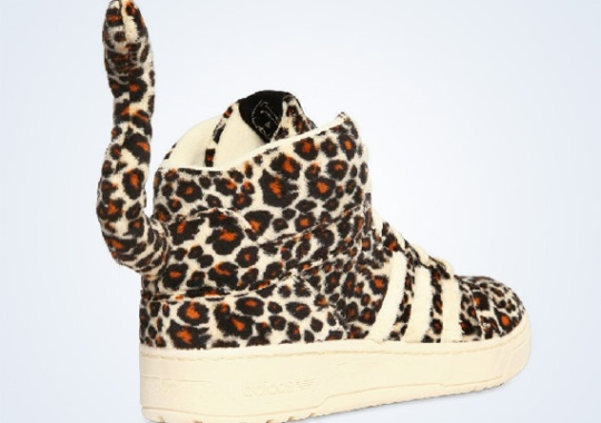 Jeremy Scott x adidas Originals JS Leopard – New Images