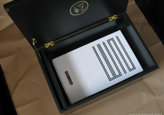 Jordan Brand Limited Edition Holiday 2011 Pack