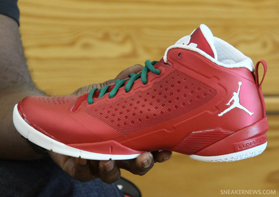 san francisco 6473b 24e4e Jordan Fly Wade 2  Christmas  - SneakerNews.com