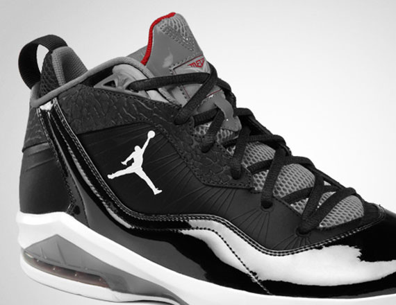 Jordan Melo M8 - Black - White