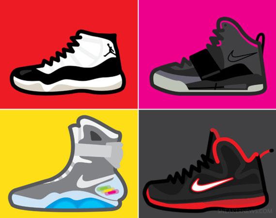 Kick draw sneaker art - Cool shoe wallpapers ...