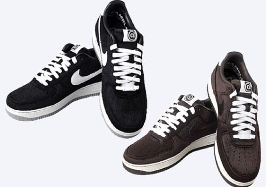 Medicom x Nike Air Force 1 'Bearbrick Version'