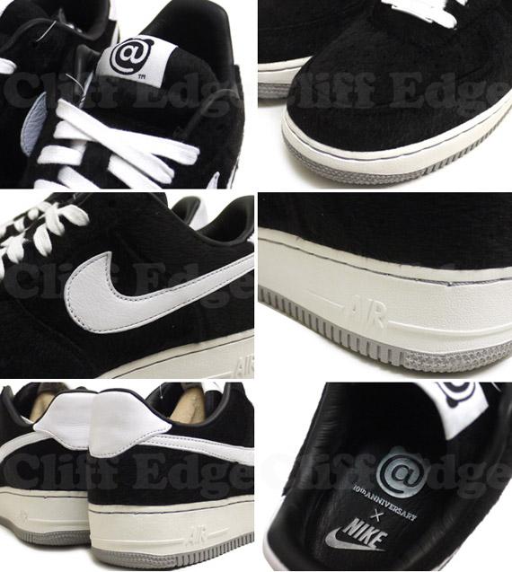 wholesale dealer f81fd 2dbeb Medicom x Nike Air Force 1 Low Premium TZ  Bearbrick 10th ...