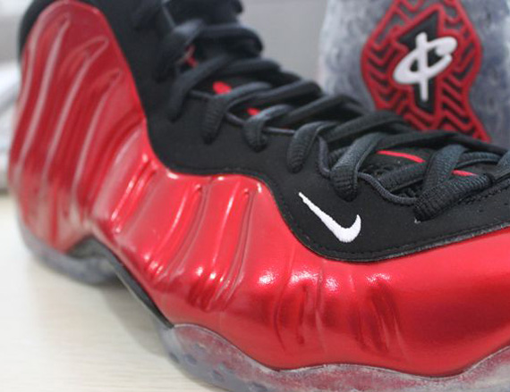 official photos b817a 294af Nike Air Foamposite One 'Metallic Red' - Release Date ...