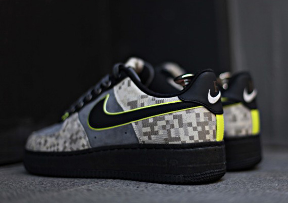 brand new 215c5 86359 high-quality Nike Air Force 1 Bespoke By Francky B