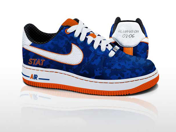 chic Nike Air Force 1 Bespoke Amar e Stoudemire Always On Giveaway ... fe60eaf90b