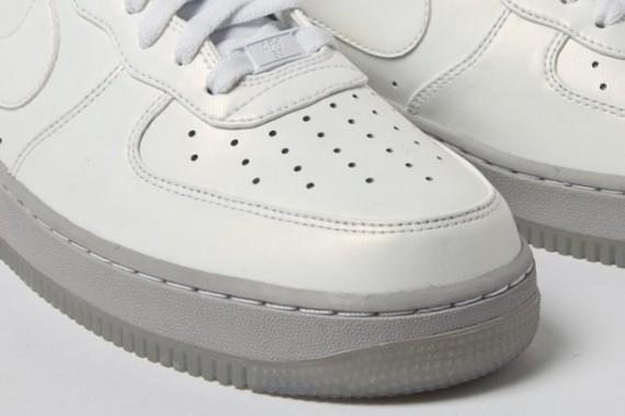 Nike Air Force 1 High Grey Ice