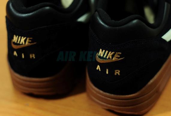 Nike Air Max 1 Prima De Negro Y Marrón ZmVxFw