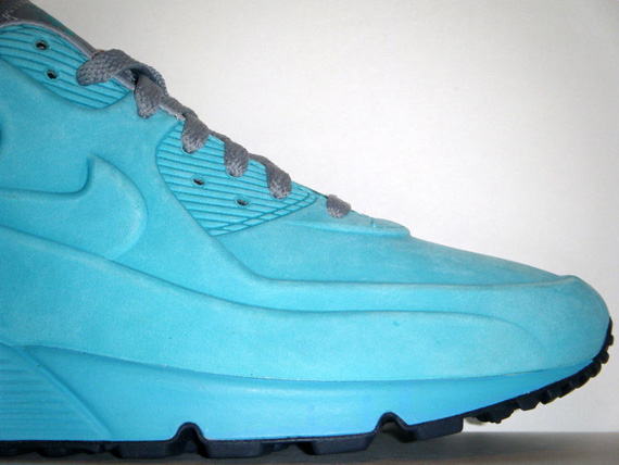 a100a1b46c delicate Nike Air Max 90 VT Bright Turquoise Unreleased Sample ...
