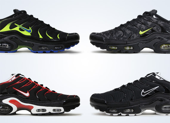 best sneakers a477e 3b623 Advertisement. With the Flywire-upgraded Air Max Plus 1.5 having released  ...