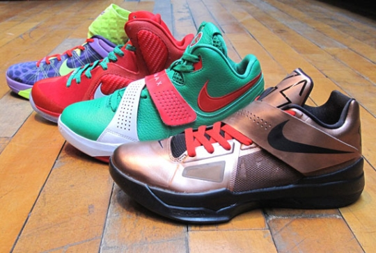 Nike Basketball Christmas 2011 Pack – Release Reminder