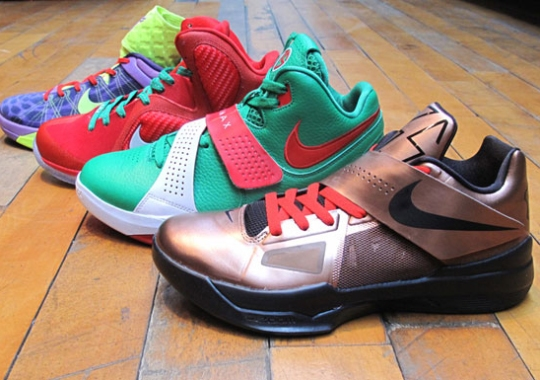a6032709a9a Nike Basketball Christmas 2011 Pack – Release Reminder