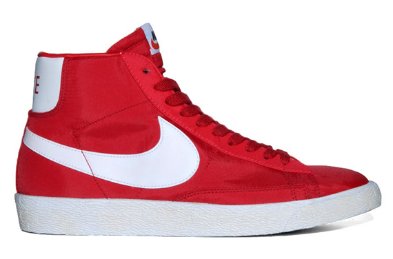 nike blazer high red