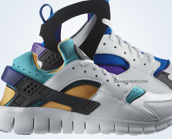 Nike Huarache Free 2012 QS Release Reminder