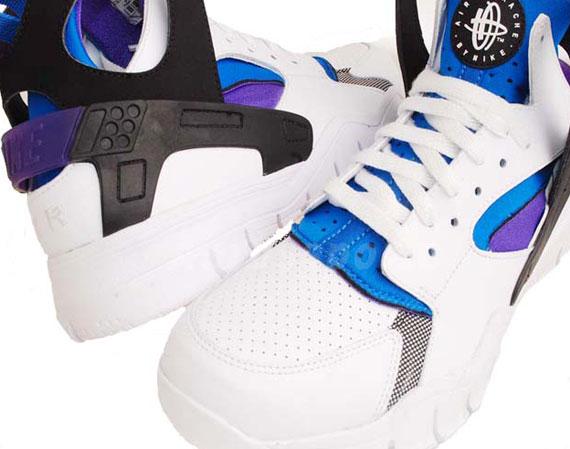 Nike Air Huarache Basketball 2012 U.S. Release Date