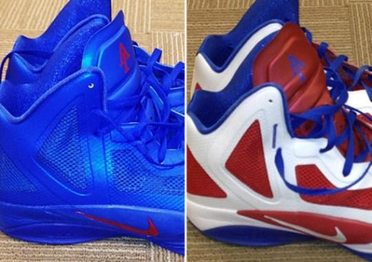 Nike Zoom Hyperfuse 2011 – Andre Iguodala PE's