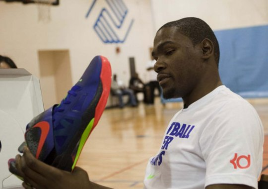 Nike Zoom KD IV 'Nerf' – Official Release Info