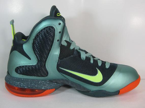 best cheap 6c509 16ddd Nike LeBron 9. Cannon Volt-Slate Blue-Team Orange. 469764-004. 12 02 11.   170. Advertisement