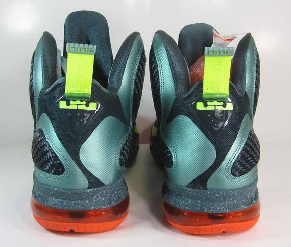 half off e020c 0d1f2 Nike LeBron 9 - Cannon - Volt - Team Orange Release Reminde ...