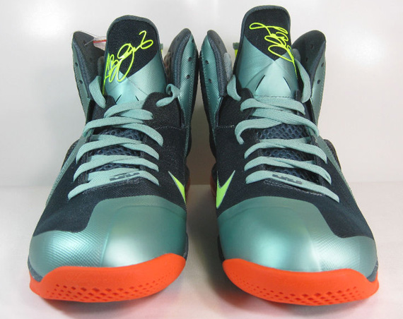 low priced 91258 6c1a8 Nike LeBron 9 Cannon Volt Team Orange Release Reminder hot sale 2017