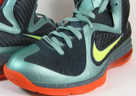 Nike LeBron 9 – Cannon – Volt – Team Orange | Release Reminder