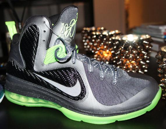 Nike LeBron 9 March 2012 Release Dates: Dunkman, Griffey, Mango