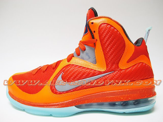 Nike Lebron 9 Galaxy Blue