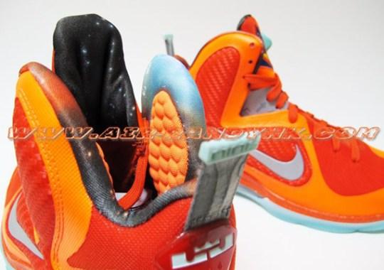 super popular 52d2a d4cf0 Nike LeBron 9  Galaxy  All-Star