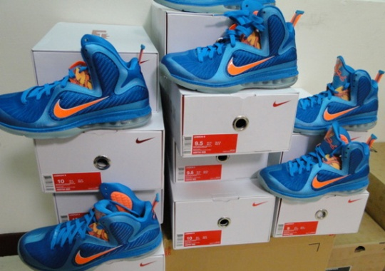 Nike LeBron 9 'China' – Release Reminder