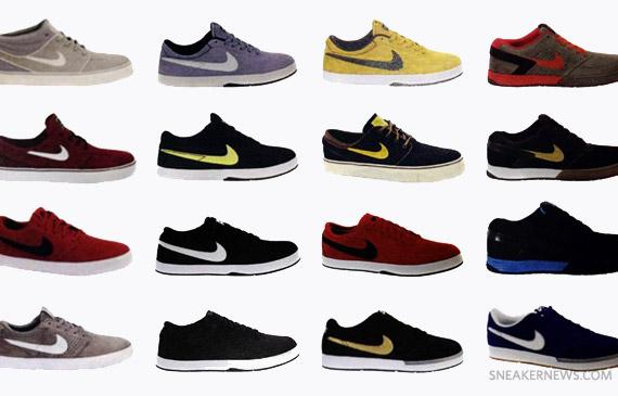 solamente estimular pase a ver  Nike SB 2012 Preview - P-Rod VI & More - SneakerNews.com