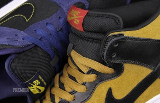 Nike SB January 2012 Footwear – Available