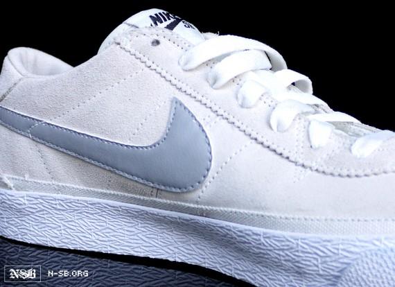 best website d9185 3ac8a Nike SB Zoom Bruin – White – Swan