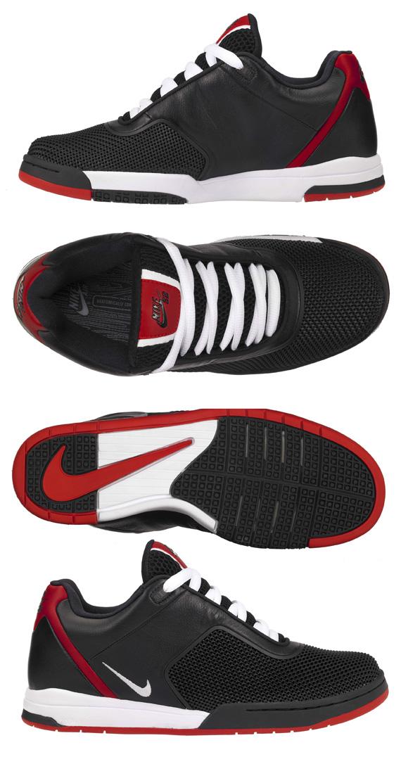 Nike Sb Shoe Timeline