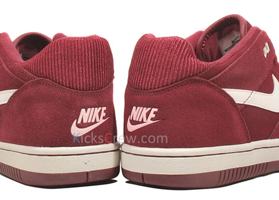 nike sky force 88 low vntg team red 183003b268