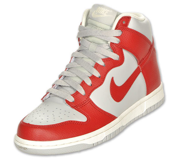 low-cost Nike WMNS Dunk High Red Grey White - s132716079.onlinehome.us a781fc2069b5
