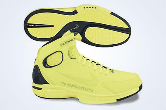 Nike Zoom Huarache 2K4 -  Volt  +  USA  - SneakerNews.com f67c806302eb