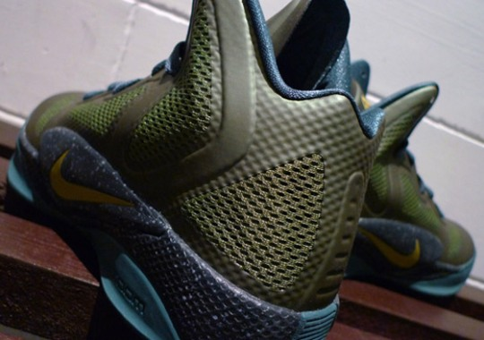Nike Zoom Hyperfuse 2011 – Andre Iguodala 'Stockbroker' PE