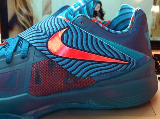 Nike Zoom KD IV 'Year Of The Dragon' – New Images