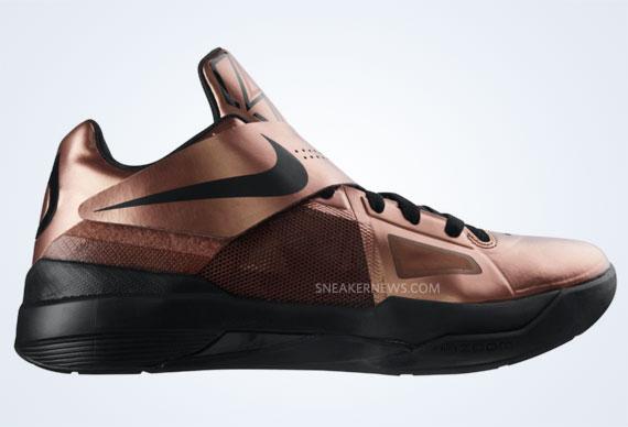 Nike Zoom KD IV 'Christmas' - SneakerNews.com