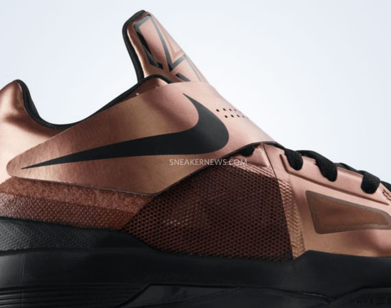 Nike Zoom KD IV 'Christmas