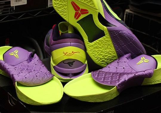 check out 28a3c c53c9 Nike Zoom Kobe VII  Christmas