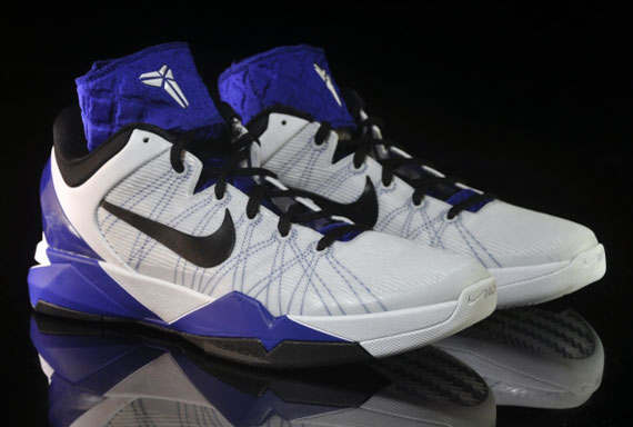 Nike Zoom Kobe VII Supreme  Concord  - New Images - SneakerNews.com e439d9635